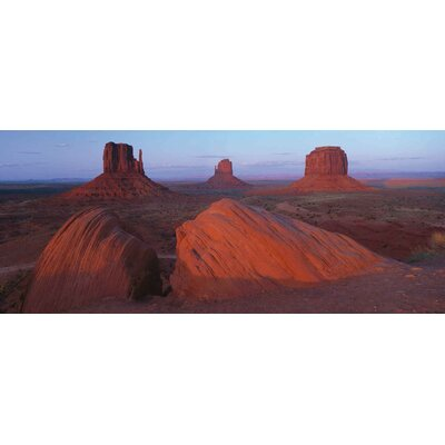 Innova Landscapes USA Monument Valley by Alain Thomas Photographic Print