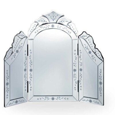 Innova Arched Dressing Table Mirror
