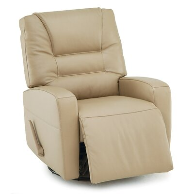 Highwood Power Lift Assist Recliner Upholstery: Tulsa II Jet - Match