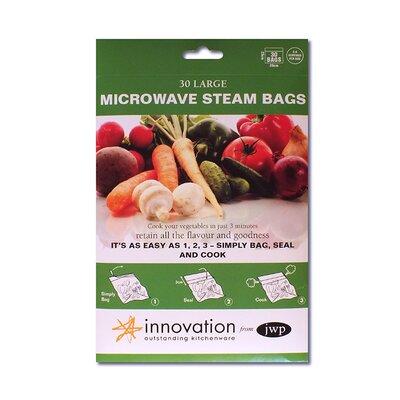 Innovation by JWP 26.5cm Microwave Steam Bag