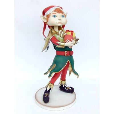Derry's Boy Elf Statue