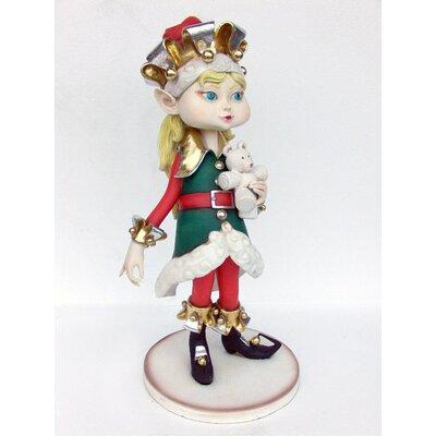 Derry's Girl Elf Statue