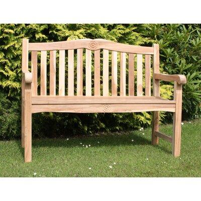 Derry's Nostalgia 2 Seater Teak Bench