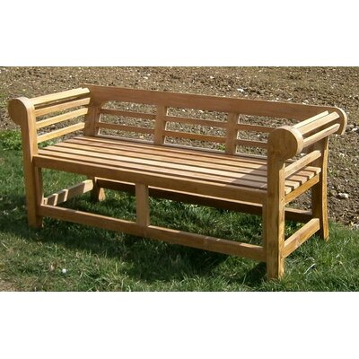 Derry's Nostalgia 2 Seater Teak Bench