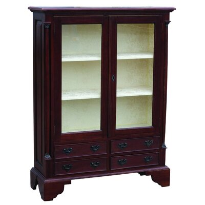 Derry's Empire Solid Display Cabinet