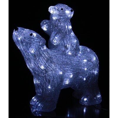 Derry's Christmas Polar Bear Pair