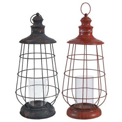 Derry's Industrial Style Lantern