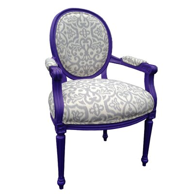Fairmont Park Solid Beech Upholstered Dining Chair