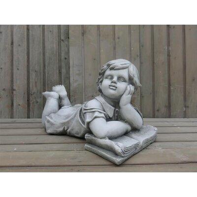 Derry's Boy Thinking Statue
