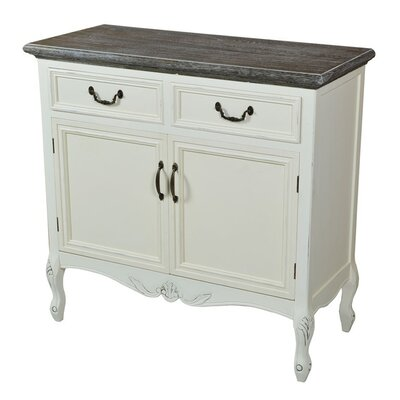 Derry's Heritage 2 Drawer Cabinet