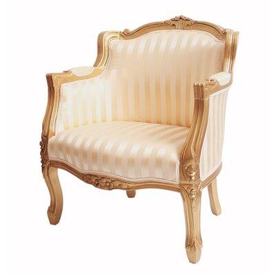 Derry's Gilt Armchair