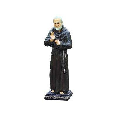 Derry's Nostalgia Padre Pio Statue