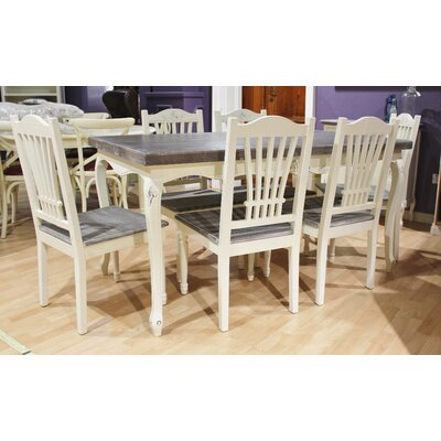 Derry's Heritage Dining Table and 6 Chairs
