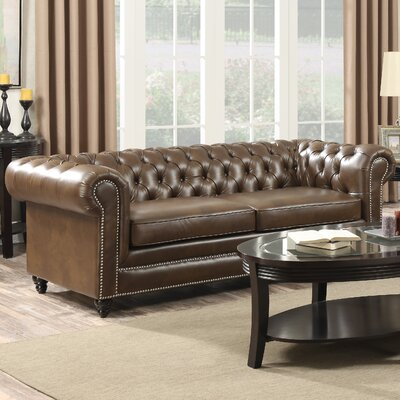 Derry's Chesterfield 3 Seater Sofa