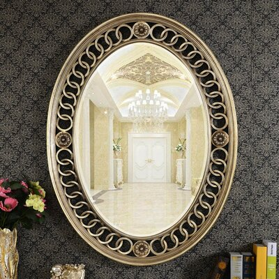 Derry's Boucle Mirror