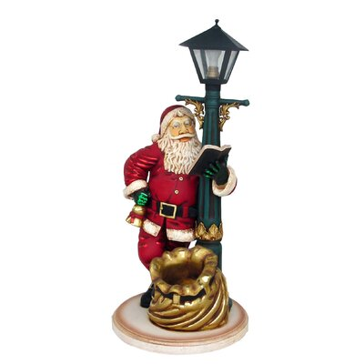 Derry's Santa Figure