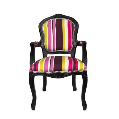 Derry's French Louis Solid Wood Dining Chair