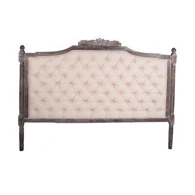 Derry's Heritage Upholstered Headboard