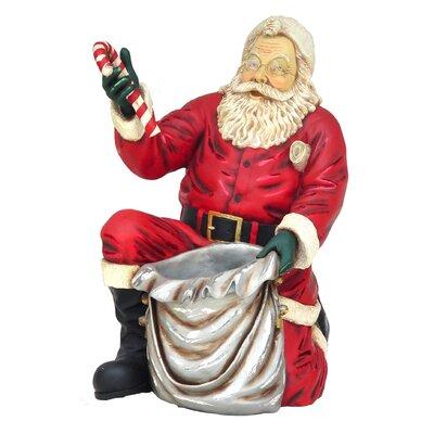 Derry's Kneeling Santa