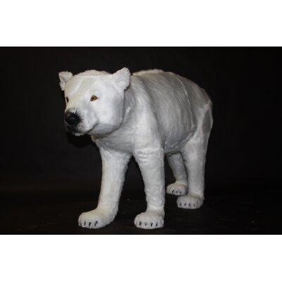 Derry's Polar Bear Figurine