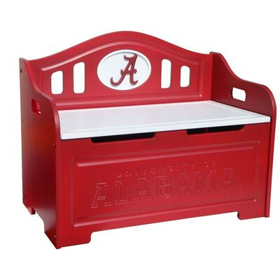 NCAA Storage Bench NCAA Team: University of Alabama