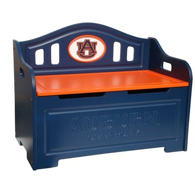 NCAA Storage Bench NCAA Team: Auburn University