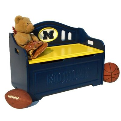 NCAA Storage Bench NCAA Team: University of Michigan