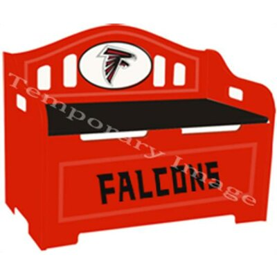 NFL Storage Bench NFL Team: Atlanta Falcons