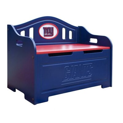 NFL Storage Bench NFL Team: New York Giants