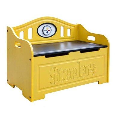 NFL Storage Bench NFL Team: Pittsburgh Steelers
