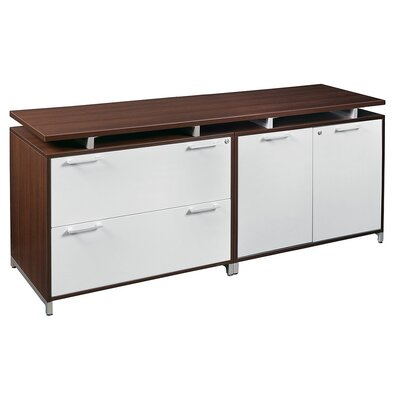 Maverick Contemporary 2 Door Credenza