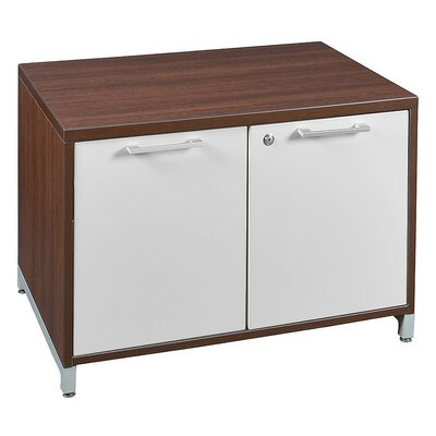 Maverick Contemporary 2 Door Storage Cabinet