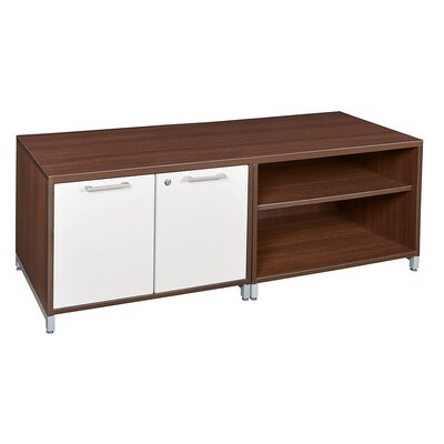 Maverick Contemporary 2 Door Wood Credenza
