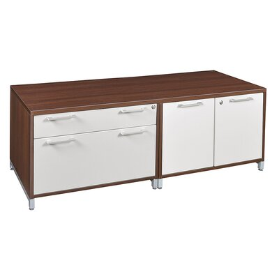 Maverick 2 Door Wood Credenza