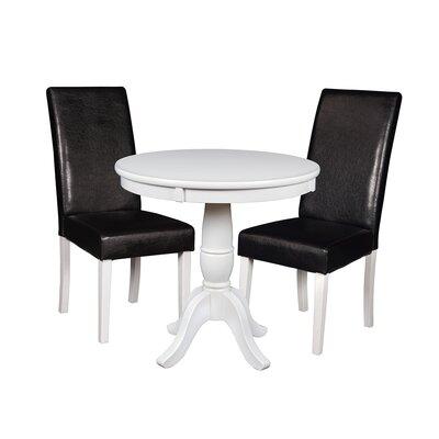 Magaw Dining Set Finish: White