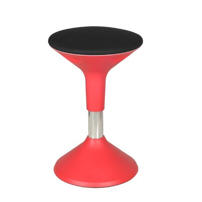 Grow Stool Finish: Red