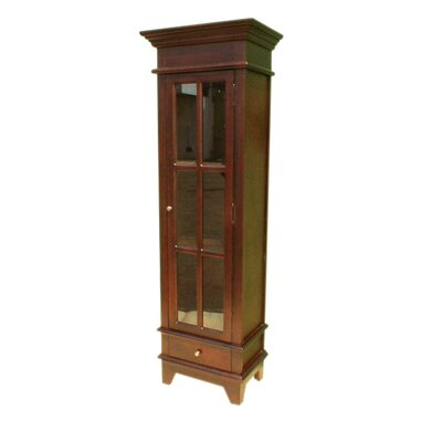 Fruitwood Accent Cabinet