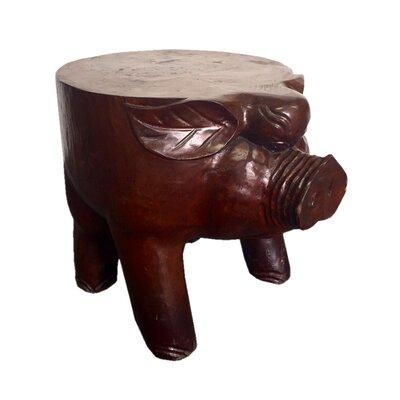 Pig Accent Stool