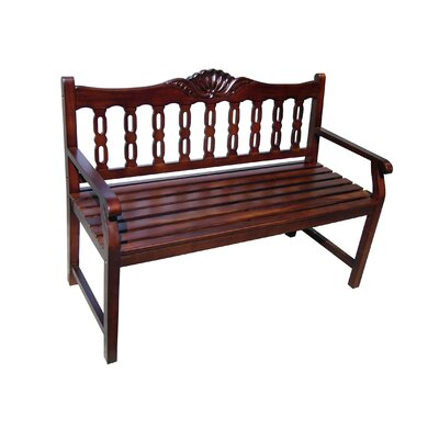 Victoria Shell Bench