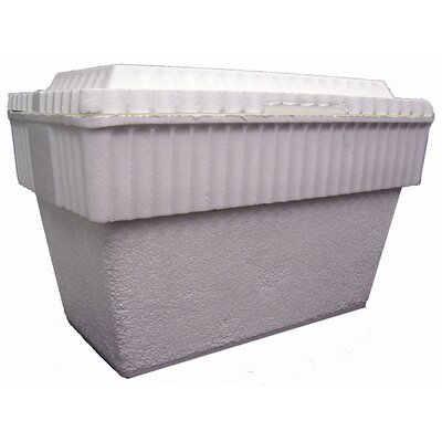 50 Qt. Chuckwagon Styrofoam Picnic Cooler (Set of 12)