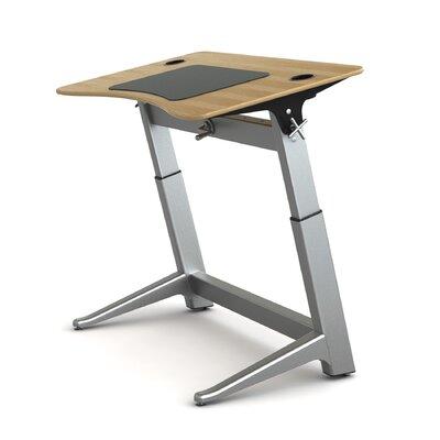 Locus Standing Desk Color: White Oak