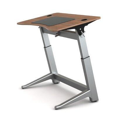 Locus Standing Desk Color: Black Walnut