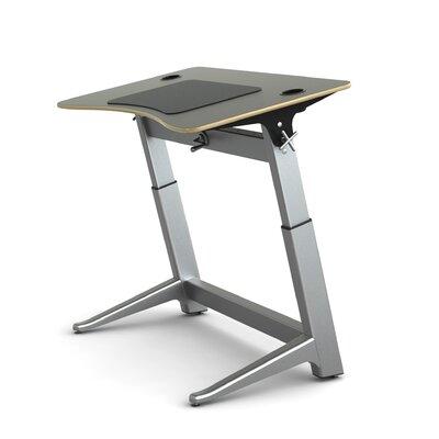 Locus Standing Desk Color: Matte Black
