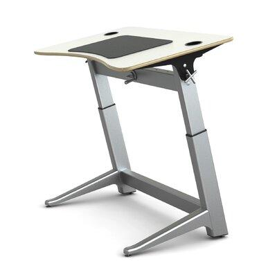 Locus Standing Desk Color: Glacier White