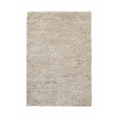 Green Decore Whisper Hand-Woven Ivory Area Rug