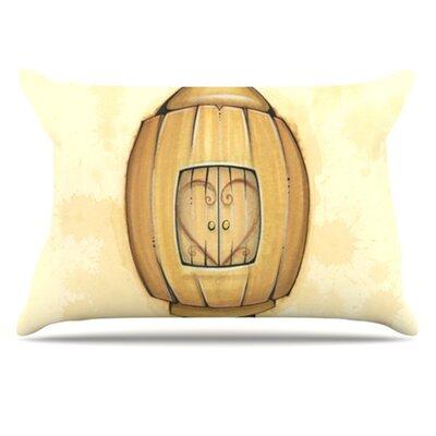 KESS InHouse Her Pillowcase