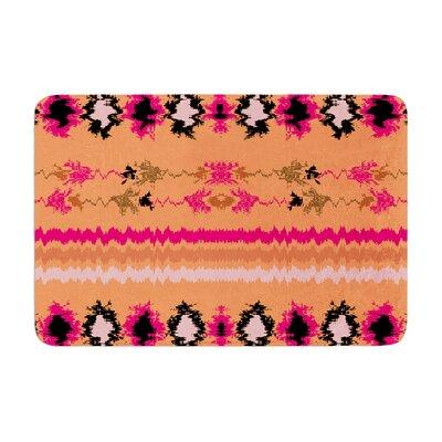 Nina May Nava Tribal Memory Foam Bath Rug