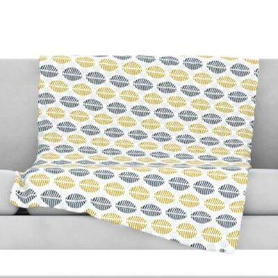 KESS InHouse Seaport Throw Blanket