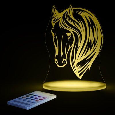 Aloka Tischlicht Pferd