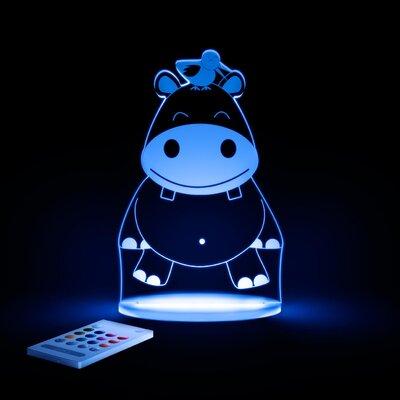 Aloka Tischlicht Hippo